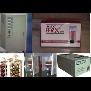 Stabilizer AC Voltage Regulator ( Stavol)