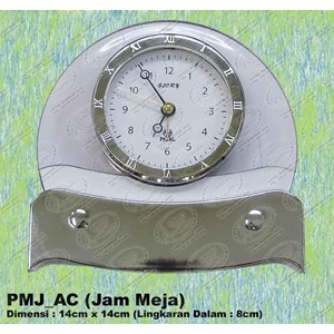 Souvenir Jam Meja Pmj_ Ac Deskclock