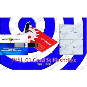 Flash Disk Kartu Nama - Flashdisc Card