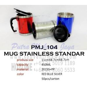 Souvenir Mug Stainless Barang Promosi - Hadiah Perusahaan
