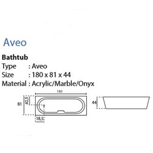 Dari Bathtub Aveo 1