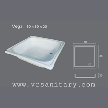 Shower Tray VEGA