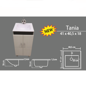 Washtafel TANIA