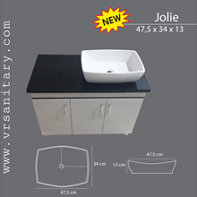 Washtafel JOLIE