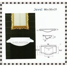 Washtafel JEWEL