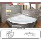 Bathtub corner VALENCIA (paket whirlpool) 7