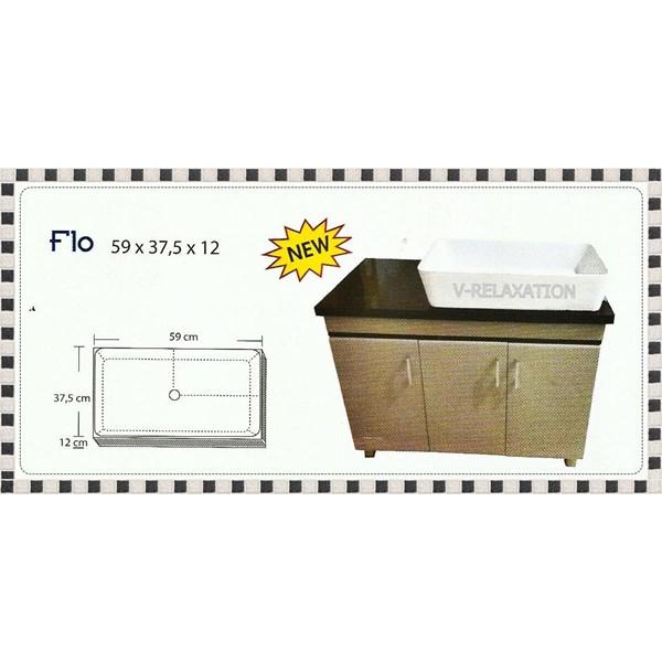 Bathtub corner VALENCIA (paket whirlpool)