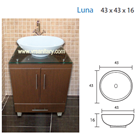 Bathtub Long BEVERLY (Paket Hemat) 6