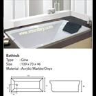 Bathtub Long GINA (Paket Hemat) 7
