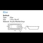 Bathtub Long ELISE (Paket Hemat) 7