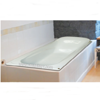 Bathtub long ELISE (paket murah)