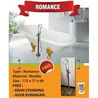 Bathtub Standing ROMANCE (Paket Exclusive)
