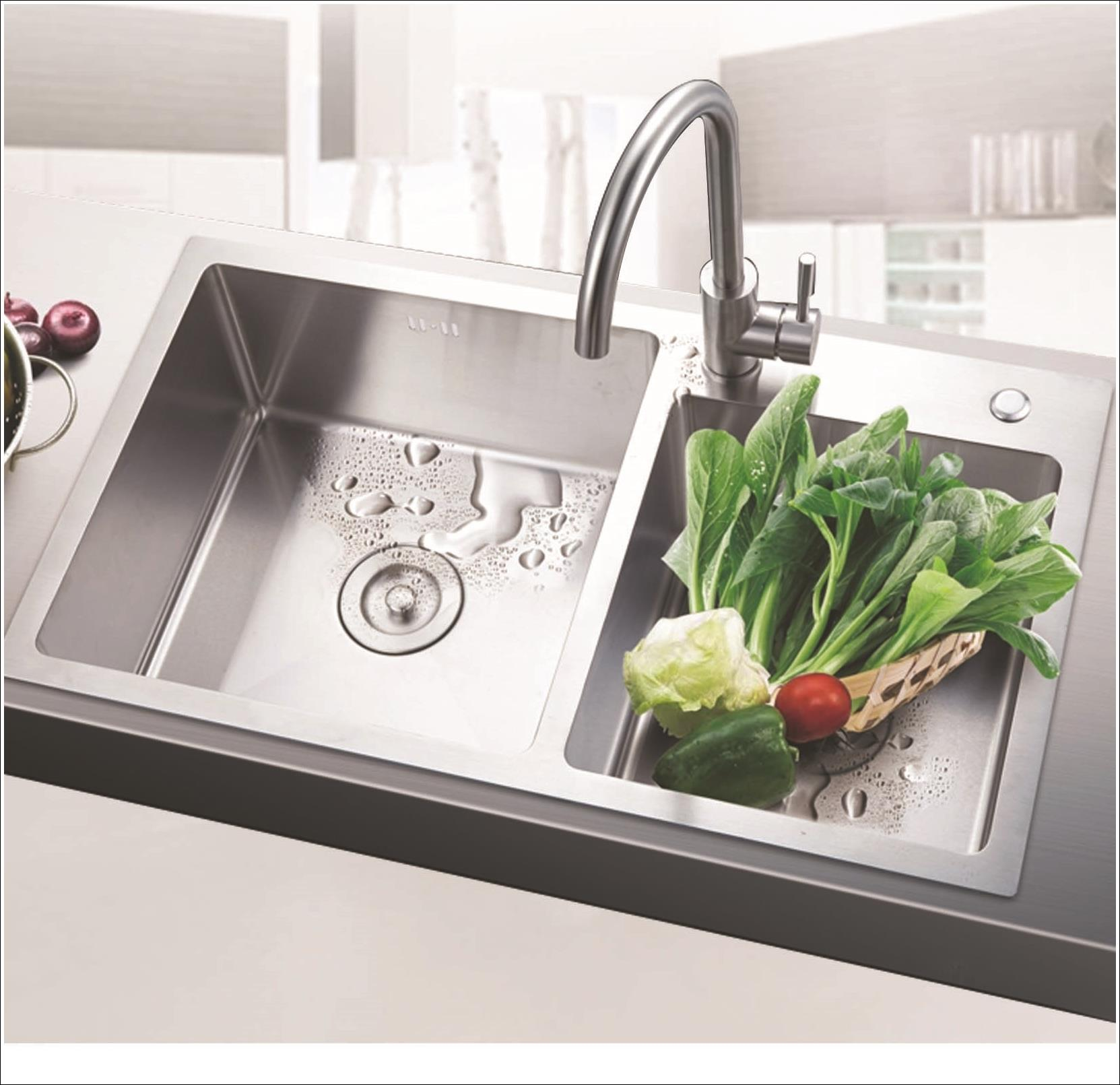 Sell kitchen sink double room esca from indonesia by vr sanitarycheap price