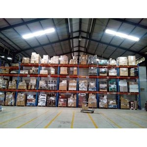 Selective Pallet Racking - SONY Indonesia