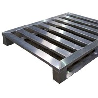 Pallet Besi For Industrial Use - Logistic - Warehousing 1