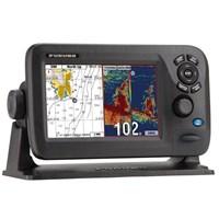 GPS Chartplotter + Fishfinder FURUNO GP1870F 1