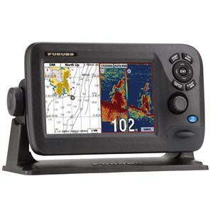 GPS Chartplotter + Fishfinder FURUNO GP1870F