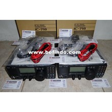 HF SSB ( Single Side Band )  ICOM IC 718 Murah Dan Bergaransi