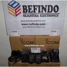 HT ( Handy Talkie ) ICOM IC-U80L UHF ( 330-380 Mhz ) Murah Dan Bergaransi