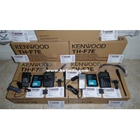 HT ( Handy Talkie ) KENWOOD TH-F7E Dual Band Murah Dan Bergaransi 1