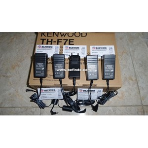 Wall Battery Charger KENWOOD SPS-12-011U ( Charger Untuk HT KENWOOD TH-F7E )