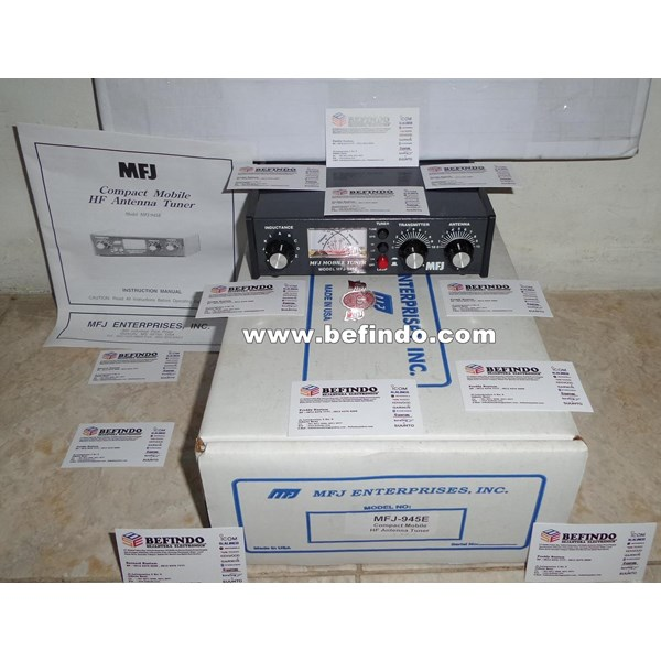 Sell HF (1 8-54 Mhz) Antenna Tuner Power Meters MFJ SWR & 945E