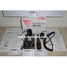 Desktop Microphone DSP KENWOOD MC-90 ( Desktop Microphone Untuk KENWOOD TS2000 )
