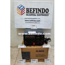 DC Regulated Power Supply ALINCO DM-340MV ( 13.8 Vdc 30A )