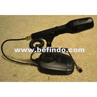 Desktop Microphone YAESU MD-100A8X ( Microphone Untuk YAESU FT450 )