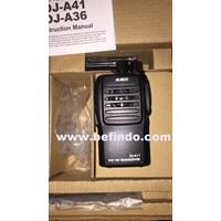 HT ( Handy Talkie ) ALINCO DJ-A11 VHF Murah dan Bergaransi
