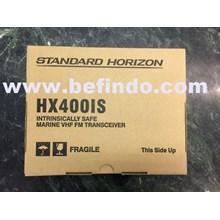 HT ( Handy Talkie ) Standard Horizon HX400IS Intrinsically Safe VHF