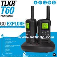 Walkie Talkie Talk About MOTOROLA TLKR T60
