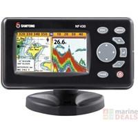 Jual GPS + Fish Finder SAMYUNG NF430 Murah dan Bergaransi