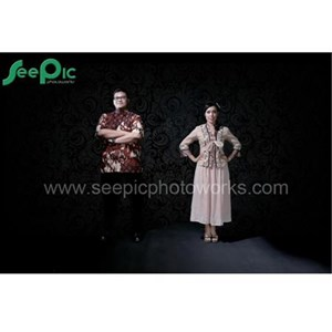 Pra-wedding Indoor Package 12 By PT. Seepic Photoworks