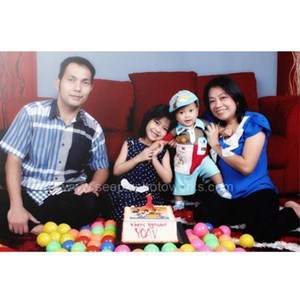 Family Package Indoor By PT. Seepic Photoworks