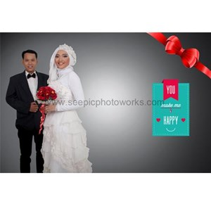 Prewedding Indoor Package 03 By PT. Seepic Photoworks