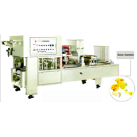 NMD Sereies Full Automatic Filling And Sealing Machine (Small Cup) 1