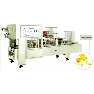 NMD Sereies Full Automatic Filling And Sealing Machine (Small Cup)