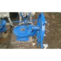 Gear Box Pintu Air