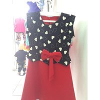 Dress Anak Love-Pita 1