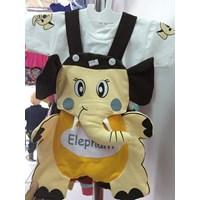 Baju Kodok Anak Elephant 1