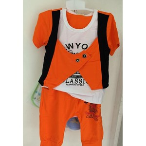Baju Anak Classic Premium Style