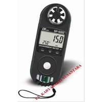 Environment Meter Lutron Sp-9202 Anemometer