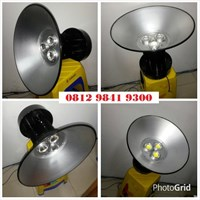 Lampu Industri Led 150W 3 Mata 1