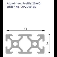 Jual Aluminium Profile 20X40 No.AP2040-6S 2