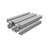 Aluminium Profile 30X60 No.AP3060-8S 1