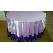Cover The Party Table Round Model