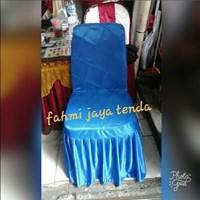 Cover Kursi Futura Warna Biru 1