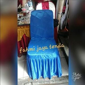 Cover Kursi Futura Warna Biru