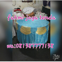 Cover Meja Rumbai